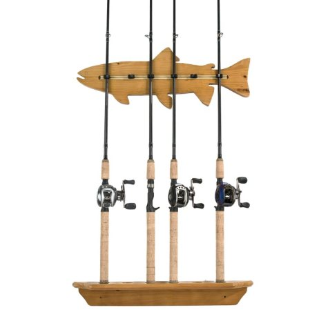 Statement Fish Wall Rack