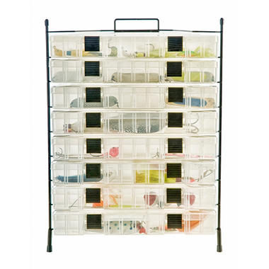 Utility Box Holder Organizer, 8 capacity