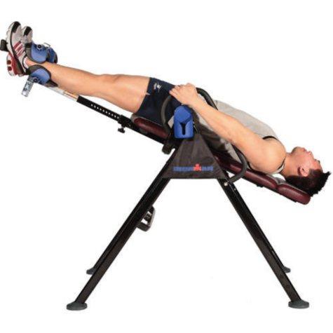 Ironman Ab Inversion Table XL750