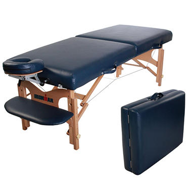 Ironman Mojave Foldable Massage Table with Deluxe Carry Bag