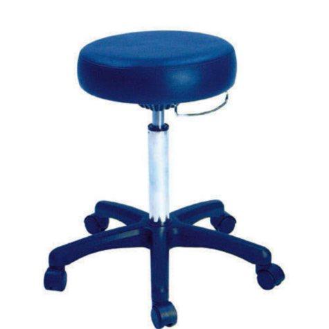 Ironman Massage Rolling Stool - Navy Blue