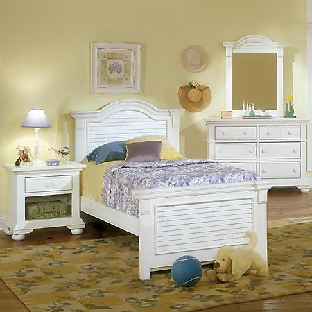Sterling Bedroom Set - Twin - 4pc