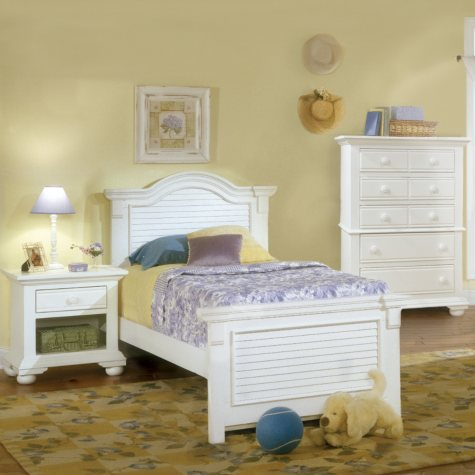 Sterling Bedroom Set - Twin - 3pc