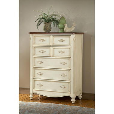 Noelle Five-Drawer Chest