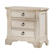 Carlisle 3-Drawer Nightstand