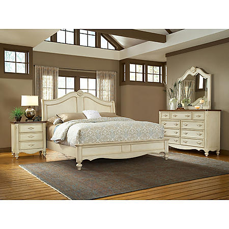 Noelle Bedroom Set (Assorted Sizes)