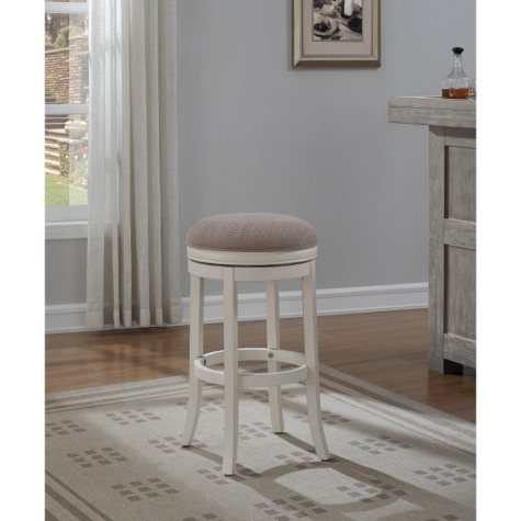 Madelyn Backless Stool (Choose Height)