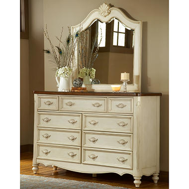 Noelle Dresser with Mirror