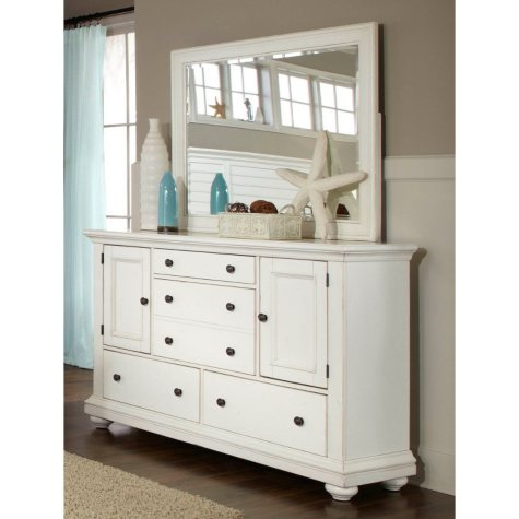 Drew Dresser with Mirror