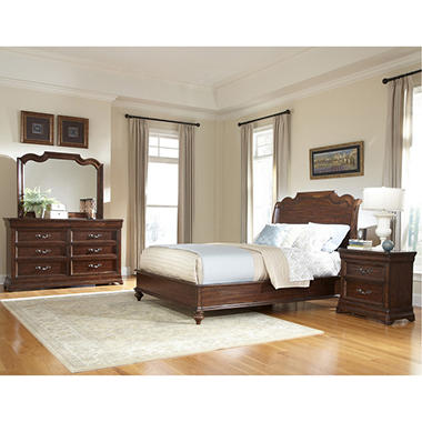 Saddle Creek Bedroom Furniture Set (Assorted Sizes)