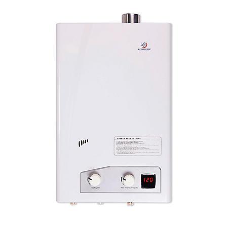 Eccotemp FVI12 3.5 GPM Indoor Liquid Propane Tankless Water Heater