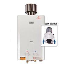 Eccotemp L10 Tankless Water Heater with Flojet Pump