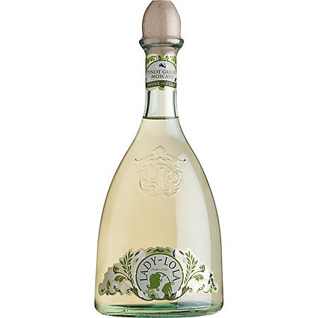 Lady Lola Pinot Grigio Moscato (750 ml)