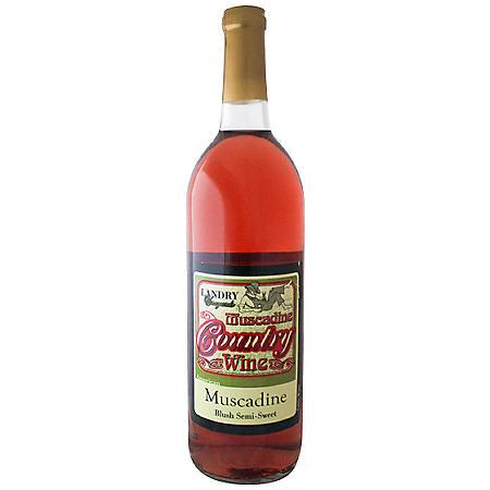 Landry Vineyards Country Muscadine (750 ml)
