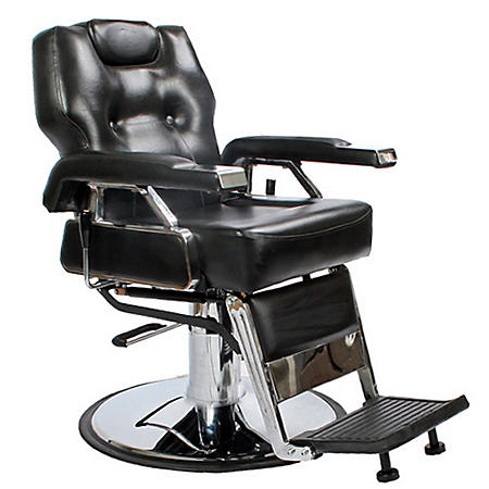 Keller Hydraulic Economy Barber Chair