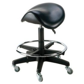 Keller Saddle Seat Stool