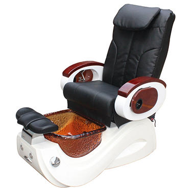 Keller Haven Pedicure Chair Spa (Choose Your Color)