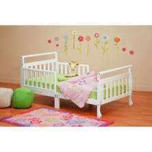AFG Anna Toddler Bed, White