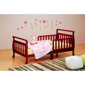 AFG Anna Toddler Bed, Cherry