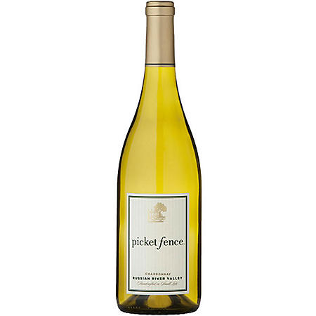 Picket Fence Chardonnay Russian River Valley (750 ml)