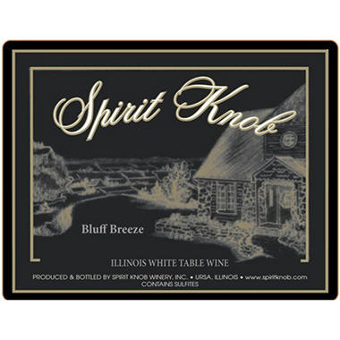 Spirit Knob Winery Bluff Breeze (750 ml)