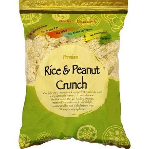 Rice & Peanut Crunch - 17.63oz