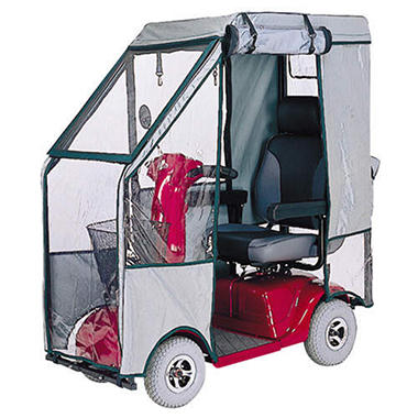 Canopy Assembly for CTM HS-890 Scooter
