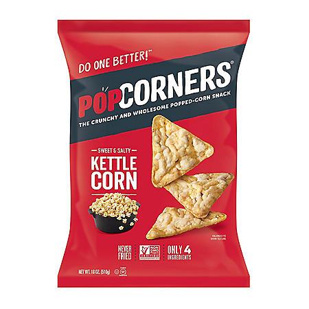 Popcorners Kettle Corn Snack (18oz)