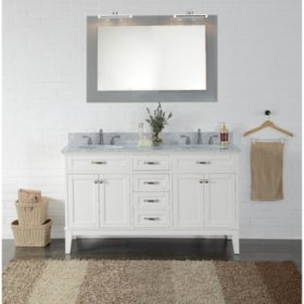 Member S Mark Double Sink Vanity