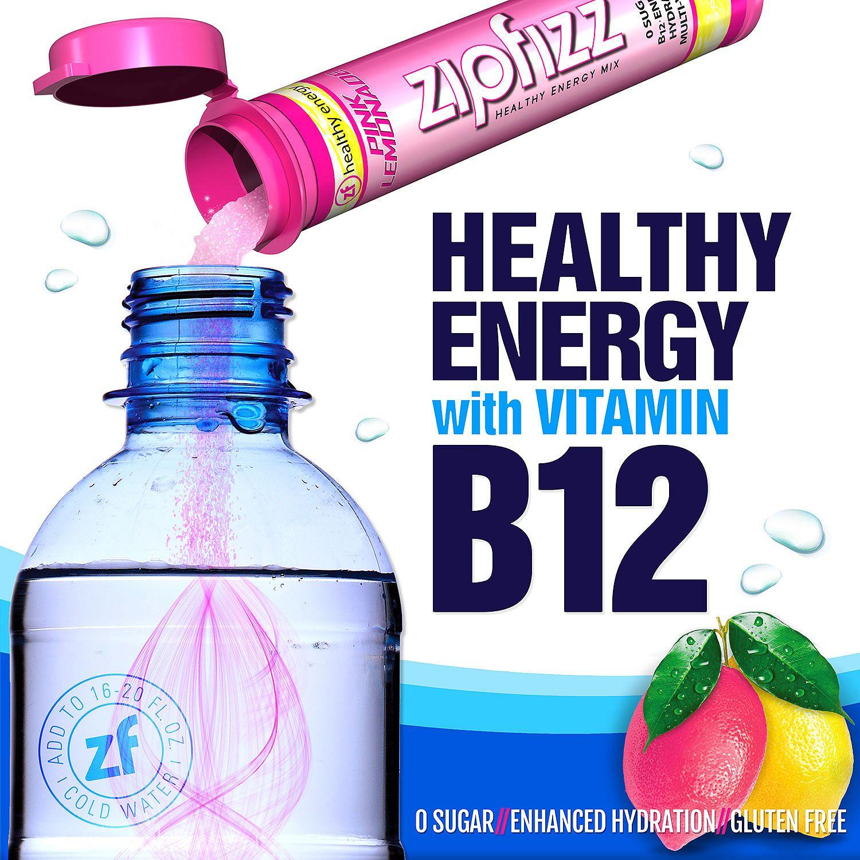 Kesar Grocery :: juices & beverages :: Zipfizz Energy Drink Mix