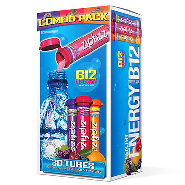 Zipfizz Healthy Energy Mix - 30 ct.