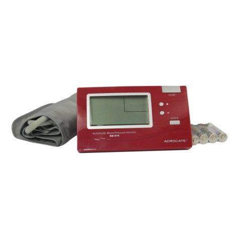Advocate Arm Blood Pressure Monitor - Large Cuff