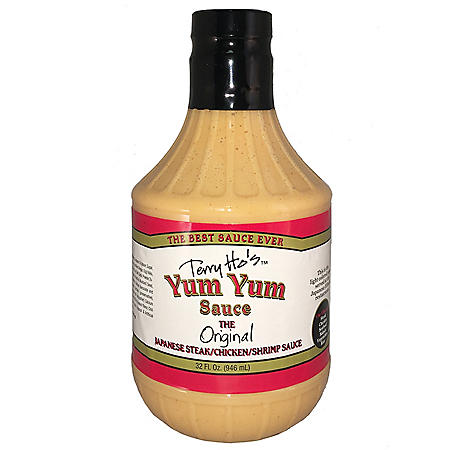 Terry Ho's Yum Yum Sauce (32 oz.)