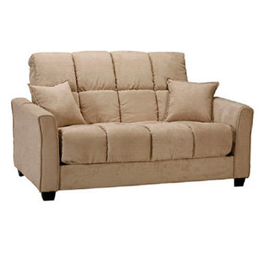 Baja Futon Loveseat Sleeper Khaki