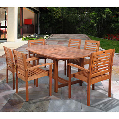 Rio Outdoor/Indoor Dining Set  - 7 pc.