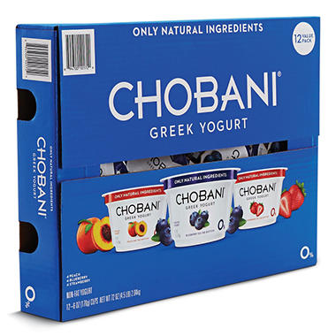 Chobani® Yogurt Variety Pack