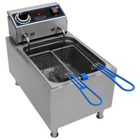 Commercial Pro 10 lb. Countertop Electric Fryer