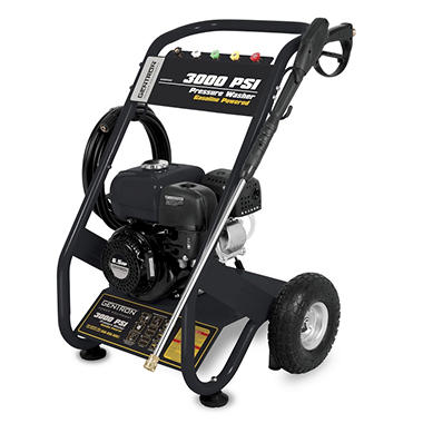 3000 psi pressure washer gentron 3 000 psi gas pressure washer sam s club 28579