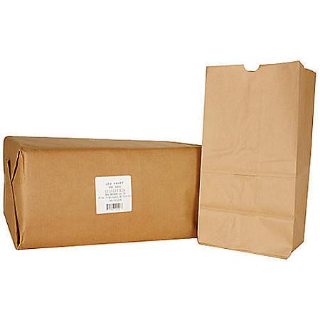 25# Kraft Paper Bags - 500ct