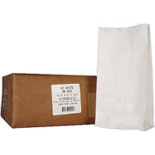 4# White Paper Bag 500 ct.