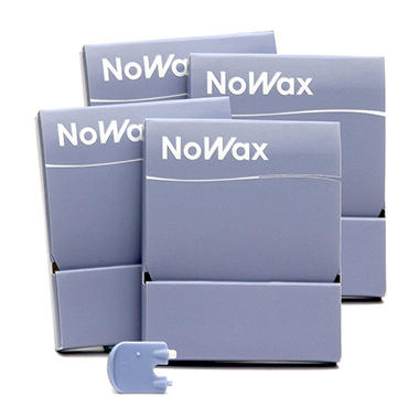 Deluxe No-Wax Filter Replacement Kit - 4 pk.
