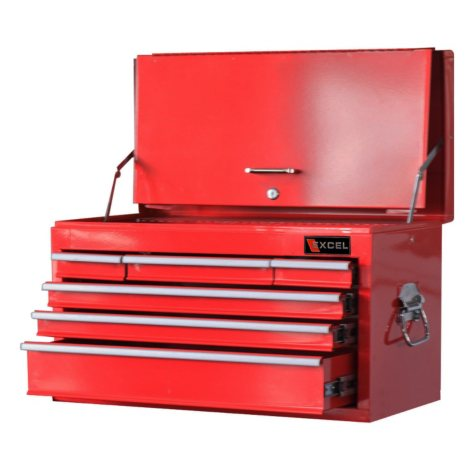 """Excel Red 26"""" Top Tool Chest"""