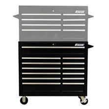 "Excel Steel Roller cabinet 42"" x 18"" x 39.7"" - Multiple Colors"