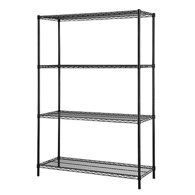 Excel Multi-Purpose 4-Level Wire Shelving (48