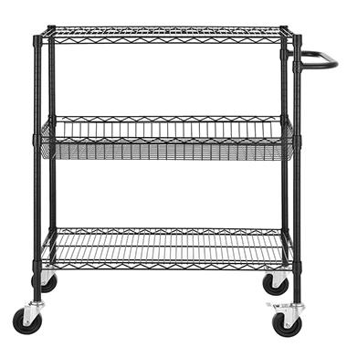 Excel Commercial Grade Wire Cart - 36