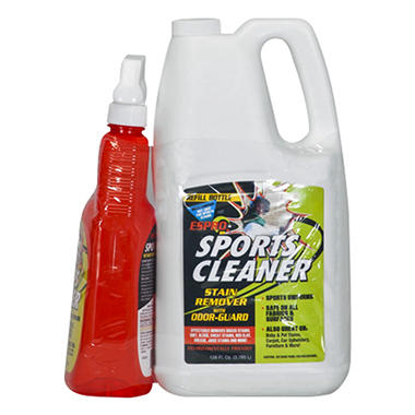 Espro Sports Cleaner Stain Remover with Odor-Guard Club-Pack (160 fl. oz.)