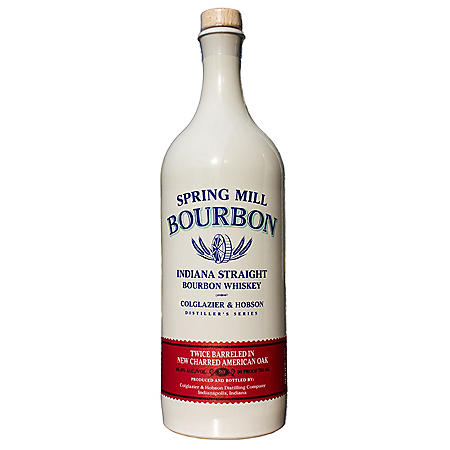 Spring Hill Bourbon Indiana Straight Bourbon Whiskey (750 ml)