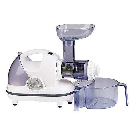 Kuvings® Multi-Purpose Masticating Juicer - White