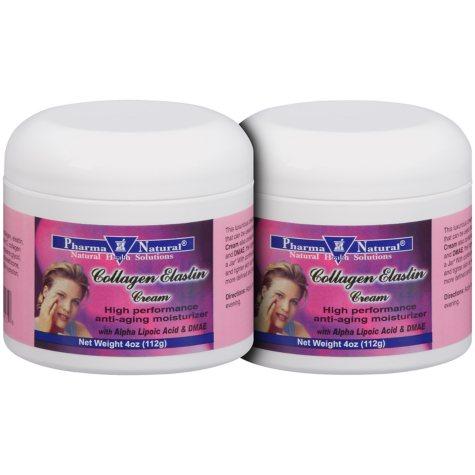 Pharma Natural Collagen Elastin Cream (4 oz., 2 ct.)