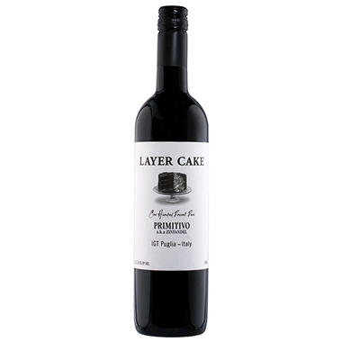 Layer Cake Primitivo (750 ml)